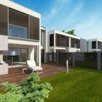 Domy w zabudowie szeregowej ORTO 6