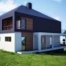 Dom jednorodzinny ORTO 1