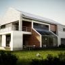 Dom mieszkalny jednorodzinny ORTO 3